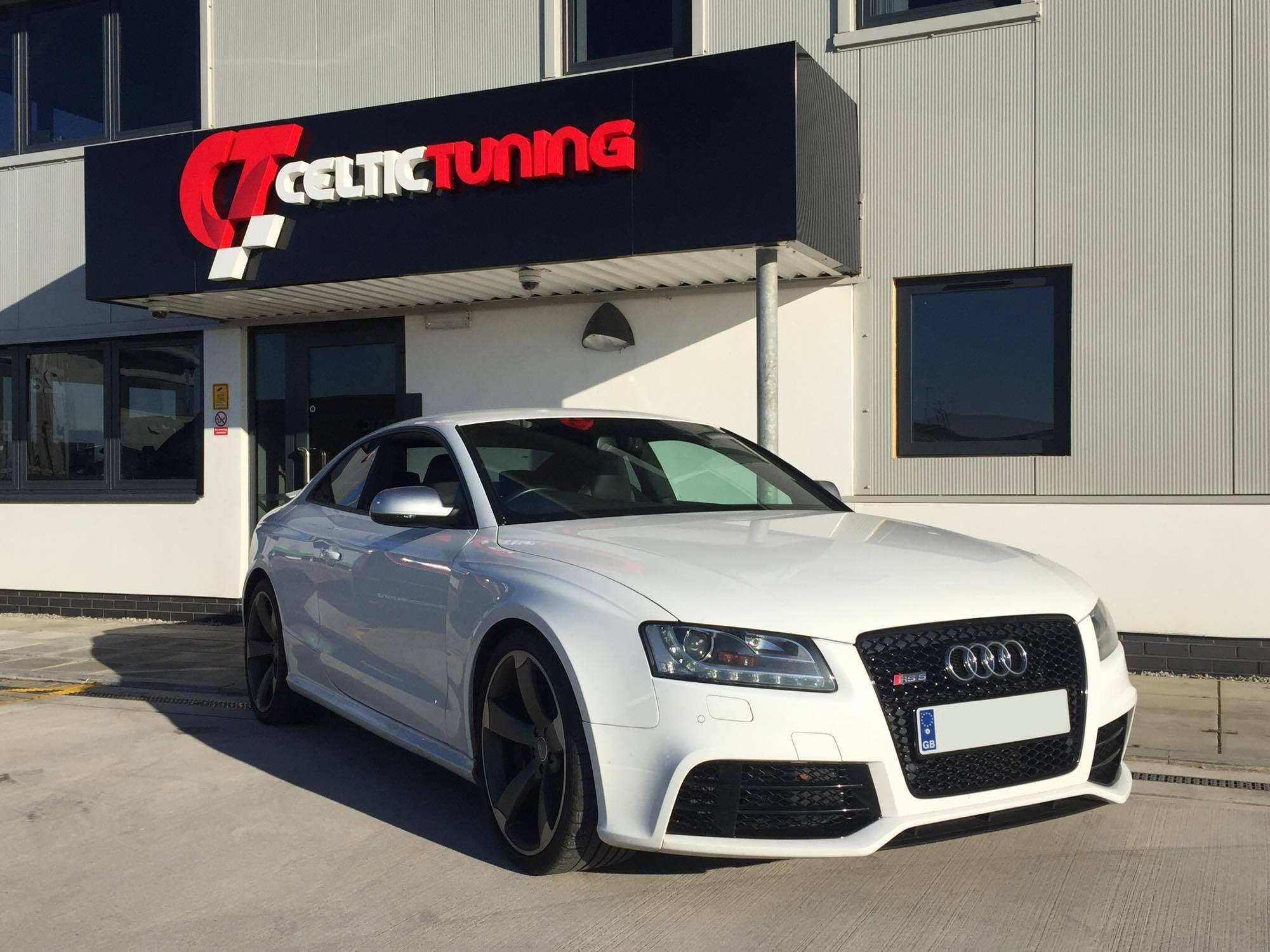 Audi Rs5 4 2v8 Chip Tuning